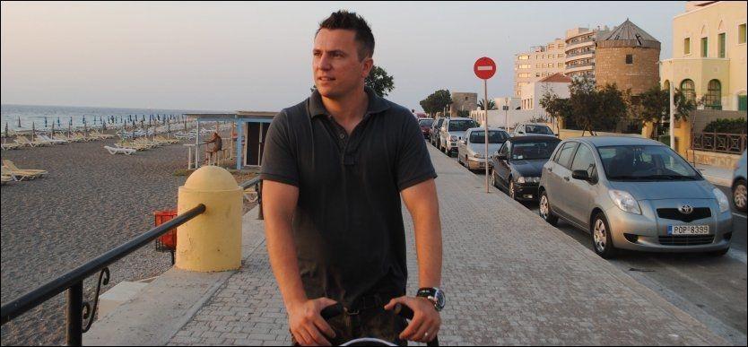 Christian Skaar Thomassen skal også ha blitt utsatt for overgrep av den profilerte friidrettstreneren Viljo Ouisainen. Foto: Privat