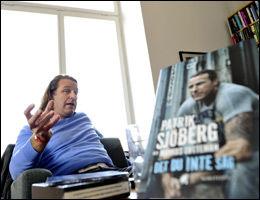 NY BOK: De nye påstandene kommer frem i en ny bok som Sjöberg har skrevet sammen med Markus Lutteman. Foto: Scanpix Sverige