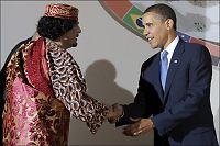 CIA-sjef skryter av Gaddafi og Assad