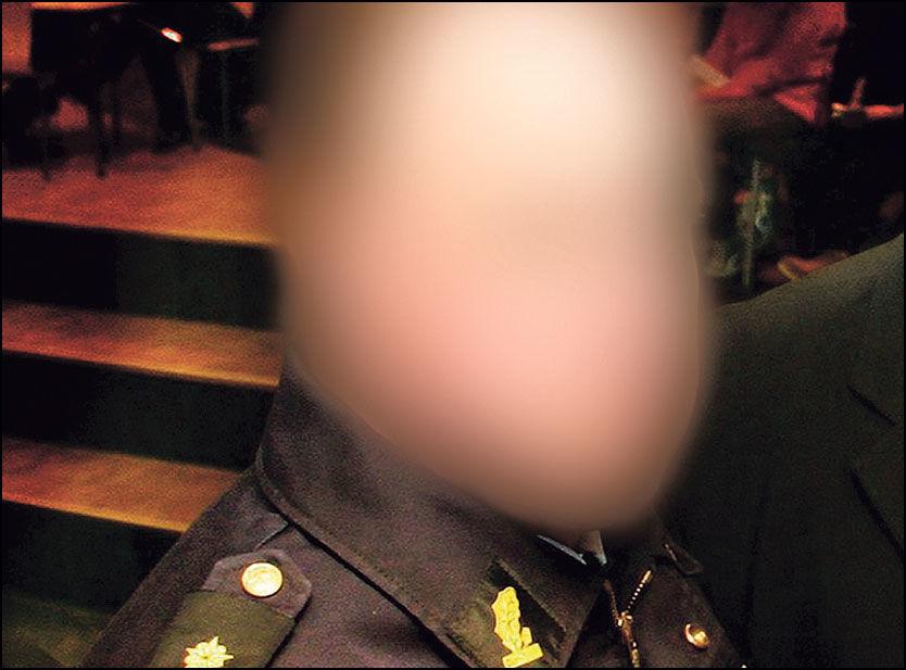 TILTALT: Politimannen er tiltalt for en rekke overgrep. Mandag starter rettssaken. Foto: Per Øyvind Fange