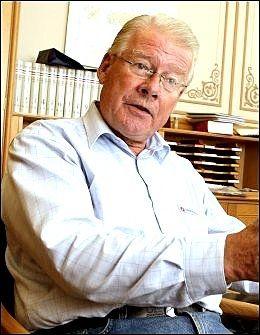 POSITIV: Carl I Hagen FOTO: Trond Solberg/VG