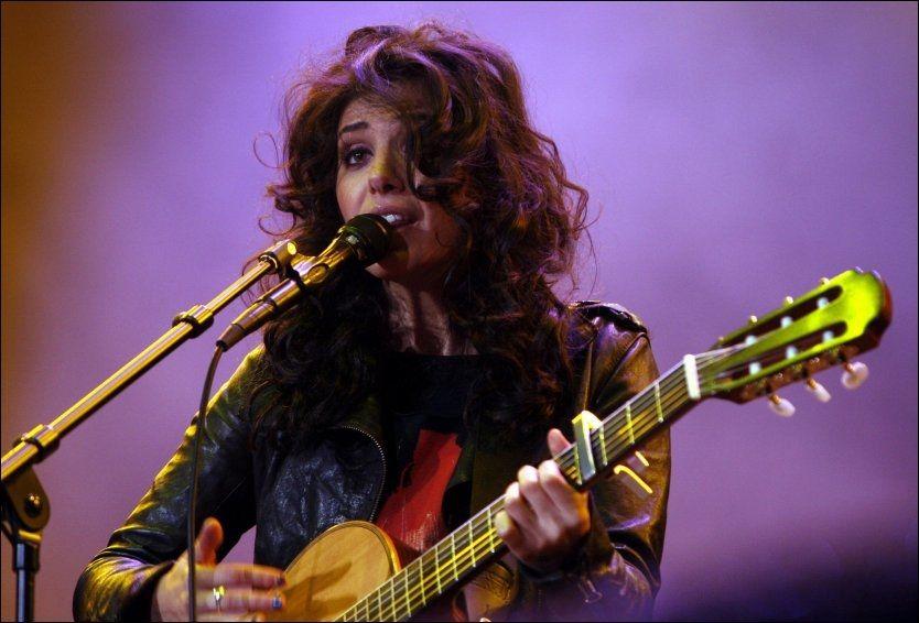 Katie Melua: - Lærte av sammenbruddet