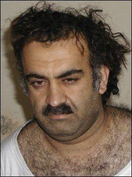 HJERNEN: Khalid Sheik Mohammad er regnet som hjernen bak terrorangrepene. Foto: AP
