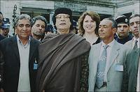 - Gaddafis sykepleier flyktet først til Tyrkia