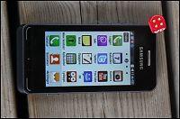 Test av Samsung Wave 723
