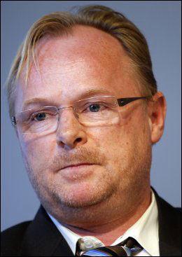 TØFFE KRAV: Det skal bli tøffere å sitte i fengsel i Norge dersom Per Sandberg får bestemme. Foto: Scanpix