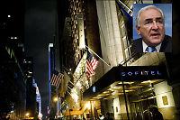 Hevder politiet har tekniske beviser mot Strauss-Kahn