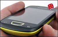 Test av Samsung Galaxy Mini