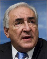 Strauss-Kahn mistenkt for sexovergrep