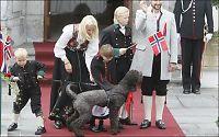 Kronprinsparet på 17. mai: Milly Kakao stjal oppmerksomheten