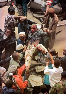 PLANLA BLODBAD: Egypteren Saif al-Adel skal ha planlagt bombingen av de amerikanske ambassadene i Tanzania og Kenya. Foto: Arkivfoto: AFP