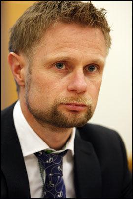 KRITISK: Bent Høie, helsepolitisk talsmann i Høyre. Foto: Scanpix