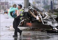Her knuser tornadoen den amerikanske byen Joplin