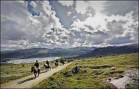 Slik reiser du på ferie på hesteryggen