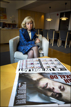 VIL OFFENTLIGGJØRE: Helseminister Anne-Grete Strøm-Erichsen. Foto: Jan Petter Lynau