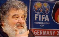 Komplett fotballkaos i FIFA-forbund