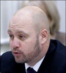 FRP-ER: Anders Anundsen leder Stortingets kontrollkomité. Foto: Gorm Kallestad/Scanpix
