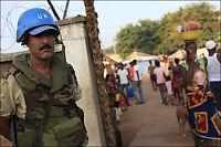 Soldatene herjer fritt i Elfenbenskysten