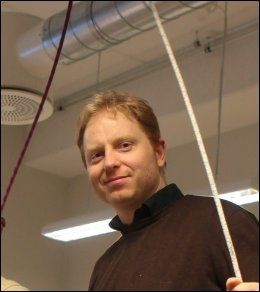 PRISVINNER: Geir Kåre Resaland har høstet internasjonal anerkjennelse for sitt arbeid på Trudvang Skule.