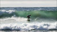 Lær å surfe i perfekte bølger på Jæren