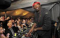 Her rocker DJ Bolt i Oslo-natten