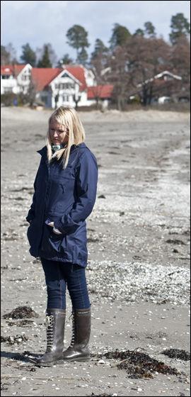 SKADET FOR LIVET: Hege Thorén har blitt ufør etter en legetabbe. Foto: Alf Øystein Støtvig