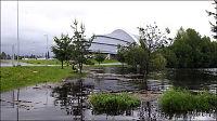 Vannstanden i Mjøsa kan holde seg høy lenge