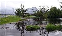 Flomtoppen i Mjøsa nås før helgen