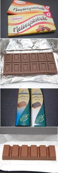 020687998 Matspaneren: Sukkerfri sjokolade - Vektklubb