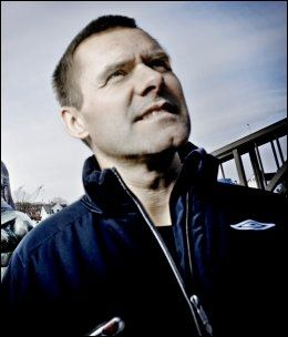FKH-LEDER: Asbjørn Helgeland. Foto: Krister Sørbø, VG