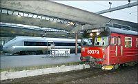 Norgeshistoriens største togstans