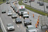 Oslo-trafikken har stått i hele dag