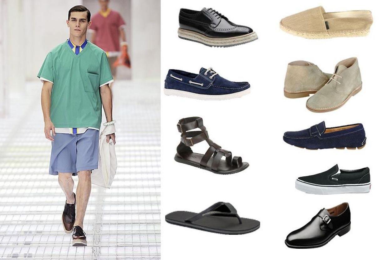 Sokker i sommersko: Disse bør alle menn ha MinMote.no