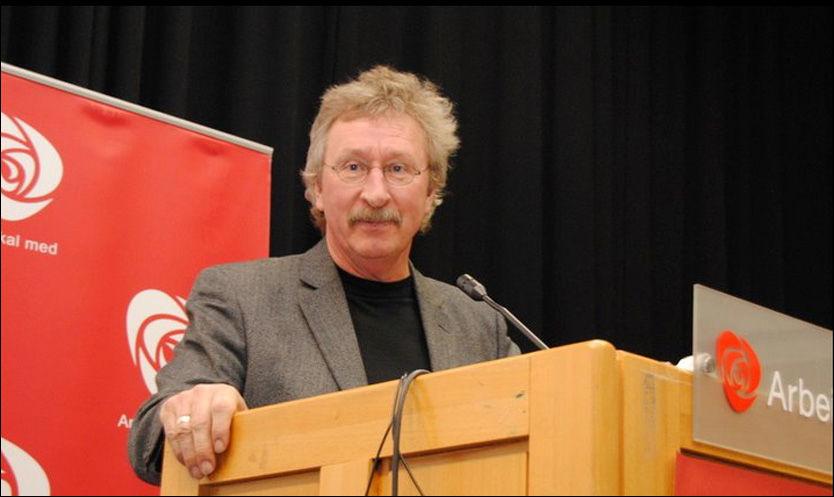 DEBATTKLAR: Arbeiderpartiets ordførerkandidat på Stord Harry Herstad mener menn takler kritikk bedre enn kvinner. Foto: Privat