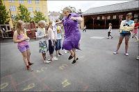 Solberg: - Statushopp for lærerne gir bedre skole