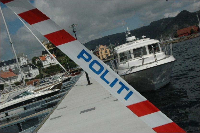 OMKOM: Politiet sier Olav Versto (60) døde i en ulykke i Farsund torsdag. Foto: FARSUNDS AVIS