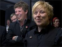 Kurt Nilsen og Jan Fredrik Karlsen får plate-tap dekket
