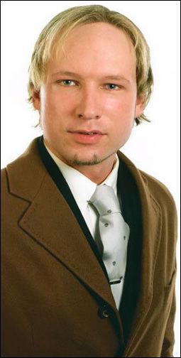 PÅGREPET: Anders Behring Breivik (32). Foto: PRIVAT