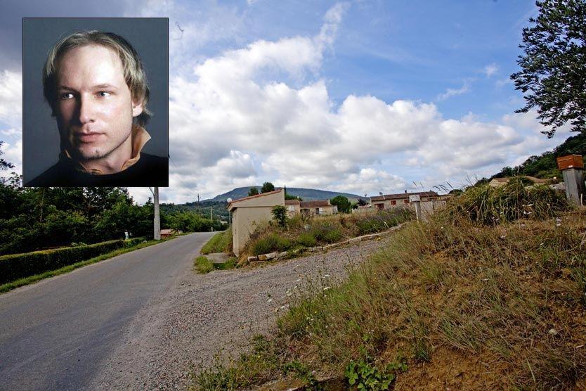 - I SJOKK: Fra sitt bosted i Sør-Frankrike forteller faren til terrorsiktede Anders Behring Breivik (innfelt) at han ble sjokkert da han hørte hva sønnen er siktet for. Foto: Daniel Sanum Lauten/Reuters
