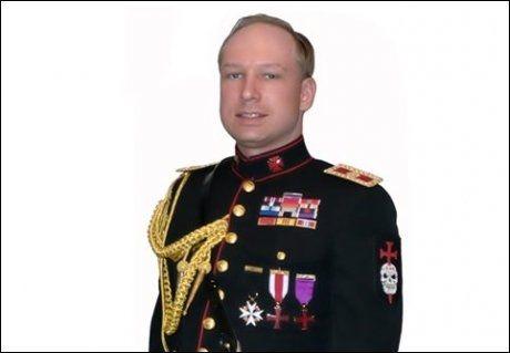 KOPIERTE: Anders Behring Breivik skal ha direkte kopiert deler av Una-bomberens manifest. Foto: Privat