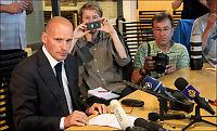 - Breivik er overrasket over at han lyktes
