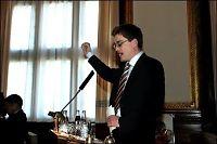 Dansk minister sammenligner terrorangrepene med sivil ulydighet