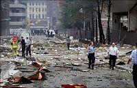 Breivik ble filmet før bomben gikk av