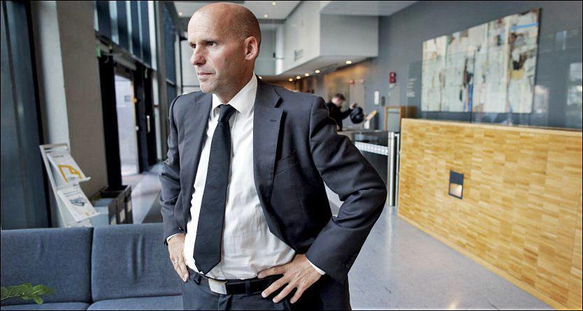 «DJEVELENS ADVOKAT»: Geir Lippestad bekjempet sin første impuls, og tok jobben som forsvarer for Anders Behring Breivik. Foto: Andrea Gjestvang