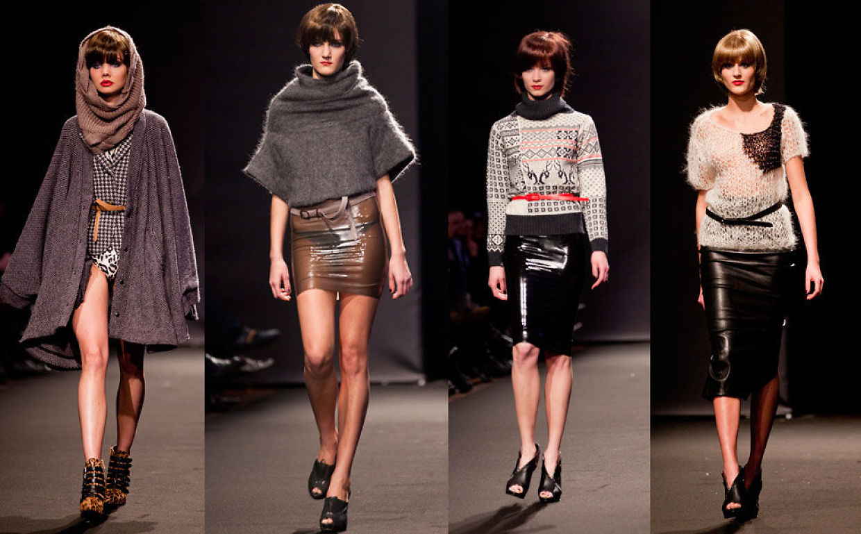 Moods of Norway dropper catwalk showet MinMote.no Norges
