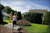 Gå i ring på sightseeing i Wien