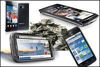 Spar tusener på de ti beste smarttelefonene