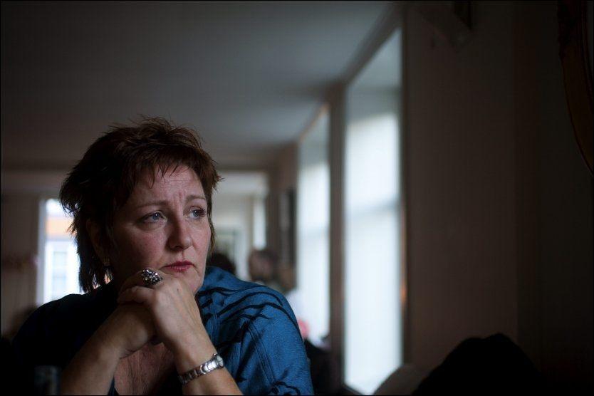 OPPRØRT: Forfatter Anne B. Ragde mener Nerdrum gjemmer seg bak kunstnerrollen. Foto: Rolf Jarle Ødegaard/VG