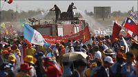 Hundretusenvis av katolikker samlet til pavebønn i Madrid