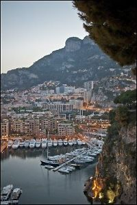 Spis hos fyrstefamiliens chef i Monaco